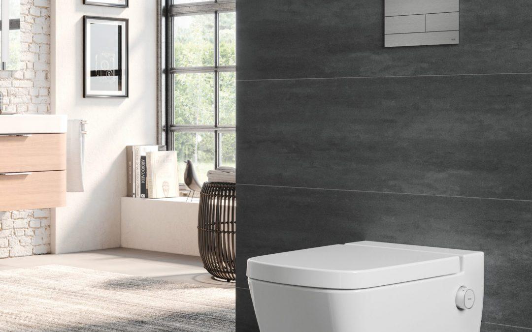 TECEone – das erfrischend andere Dusch-WC